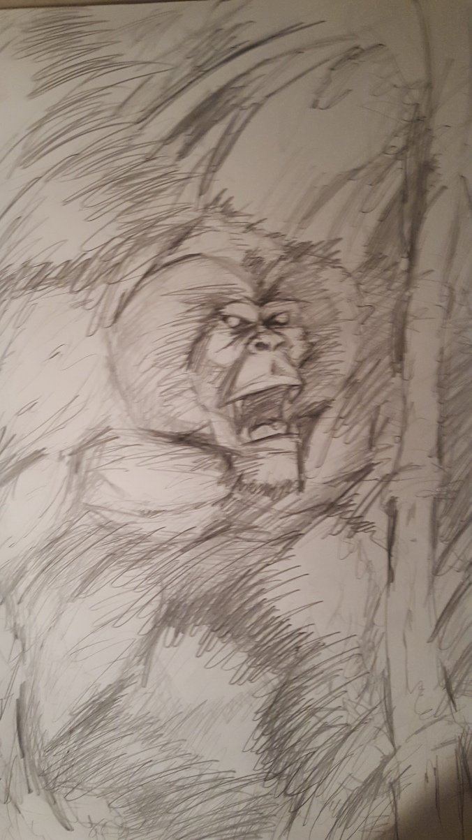 gigantopithecus 1