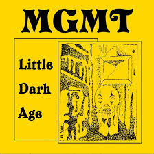 MGMT Little Dark Age Cover Art